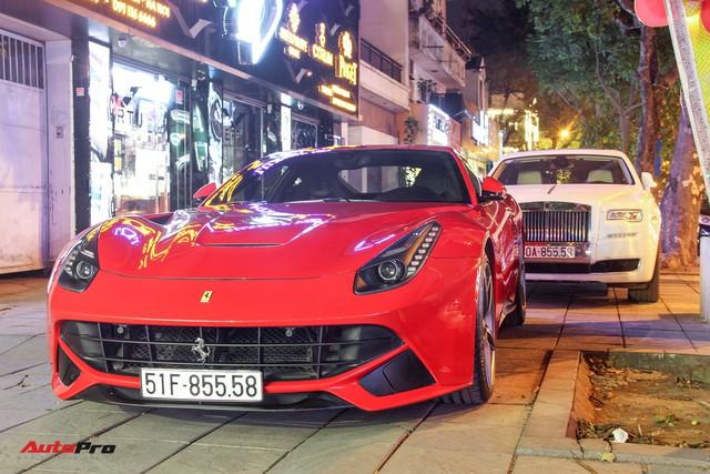 Không chỉ buôn đồng hồ chục tỷ, đại gia Hà Nội này còn sở hữu bộ sưu tập siêu xe khủng - Ảnh 8.