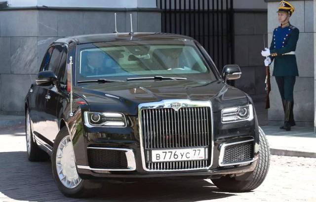 Chiếc limousine mới toanh của tổng thống Putin sắp có mặt trên thị trường - Ảnh 5.