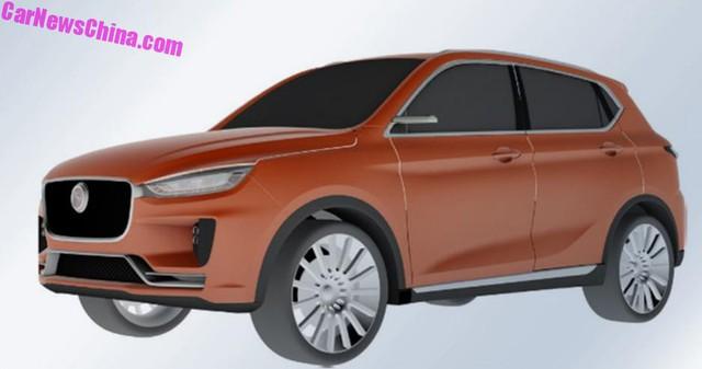 Đây là xe Jaguar mới? Không, đó là xe Trung Quốc - Ảnh 1.
