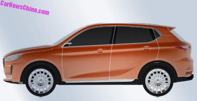 Đây là xe Jaguar mới? Không, đó là xe Trung Quốc - Ảnh 2.