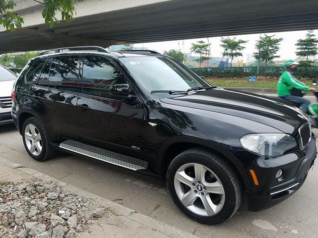 """SUV 7 chỗ hạng sang BMW X5 10 năm tuổi bán lại giá """"bèo"""" tại Hà Nội - Ảnh 1."""