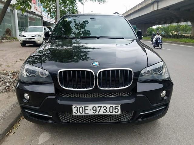 """SUV 7 chỗ hạng sang BMW X5 10 năm tuổi bán lại giá """"bèo"""" tại Hà Nội - Ảnh 2."""
