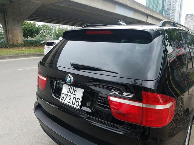 """SUV 7 chỗ hạng sang BMW X5 10 năm tuổi bán lại giá """"bèo"""" tại Hà Nội - Ảnh 4."""