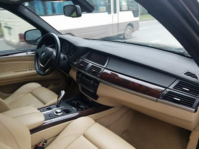 """SUV 7 chỗ hạng sang BMW X5 10 năm tuổi bán lại giá """"bèo"""" tại Hà Nội - Ảnh 6."""