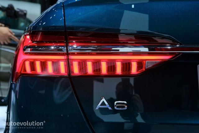 Audi thừa nhận chỉnh sửa A6, A7, tạm ngưng bán xe - Ảnh 1.