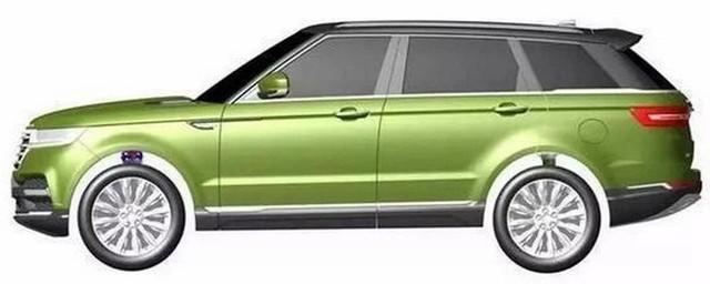 Hãng xe Trung Quốc Zotye lại sắp ra mắt SUV mới, lần này đạo Range Rover Sport để cạnh tranh Toyota Highlander - Ảnh 3.