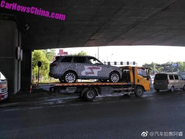 Hãng xe Trung Quốc Zotye lại sắp ra mắt SUV mới, lần này đạo Range Rover Sport để cạnh tranh Toyota Highlander - Ảnh 5.