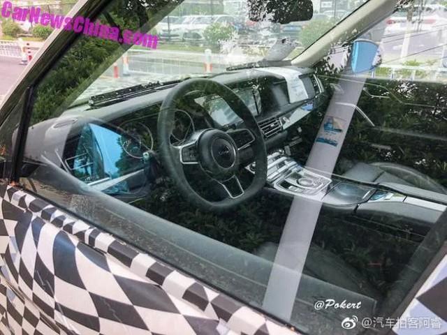 Hãng xe Trung Quốc Zotye lại sắp ra mắt SUV mới, lần này đạo Range Rover Sport để cạnh tranh Toyota Highlander - Ảnh 6.
