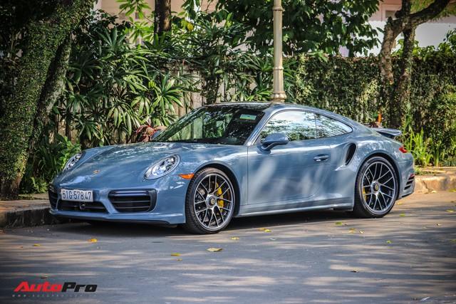 Ông chủ cafe Trung Nguyên tiếp tục mạnh tay tậu Porsche 911 Turbo S trị giá 15 tỷ đồng - Ảnh 1.