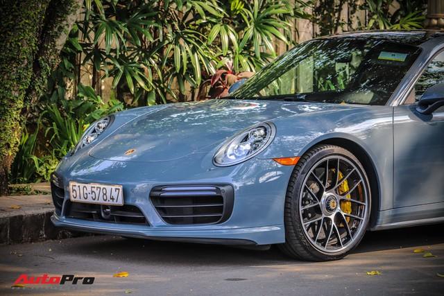 Ông chủ cafe Trung Nguyên tiếp tục mạnh tay tậu Porsche 911 Turbo S trị giá 15 tỷ đồng - Ảnh 2.
