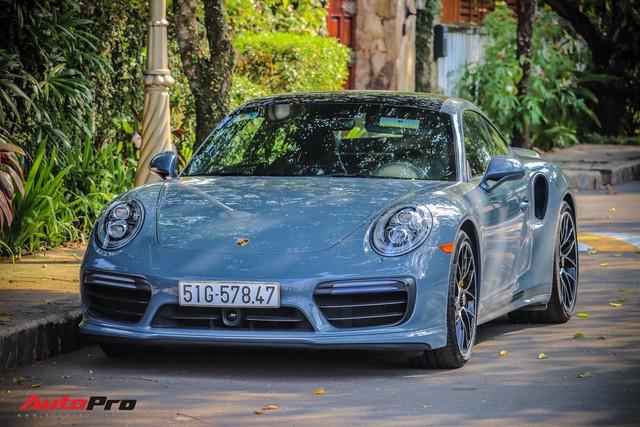 Ông chủ cafe Trung Nguyên tiếp tục mạnh tay tậu Porsche 911 Turbo S trị giá 15 tỷ đồng - Ảnh 3.
