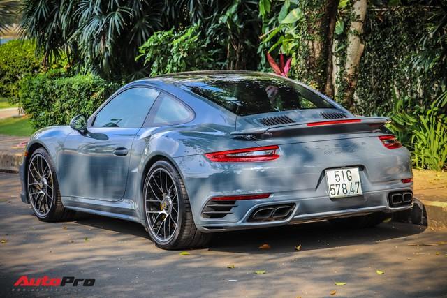 Ông chủ cafe Trung Nguyên tiếp tục mạnh tay tậu Porsche 911 Turbo S trị giá 15 tỷ đồng - Ảnh 4.