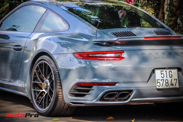 Ông chủ cafe Trung Nguyên tiếp tục mạnh tay tậu Porsche 911 Turbo S trị giá 15 tỷ đồng - Ảnh 6.