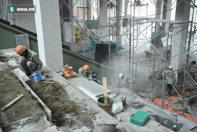 Một ngày ở đại công trường VINFAST (kỳ I): Cận cảnh khu nhà điều hành tuyệt đẹp của VINFAST - Ảnh 11.