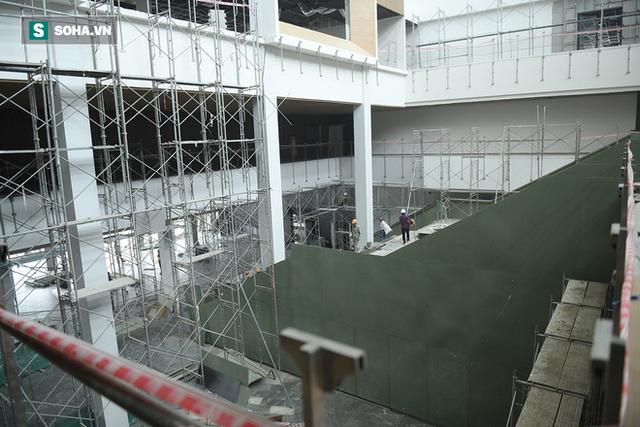 Một ngày ở đại công trường VINFAST (kỳ I): Cận cảnh khu nhà điều hành tuyệt đẹp của VINFAST - Ảnh 7.