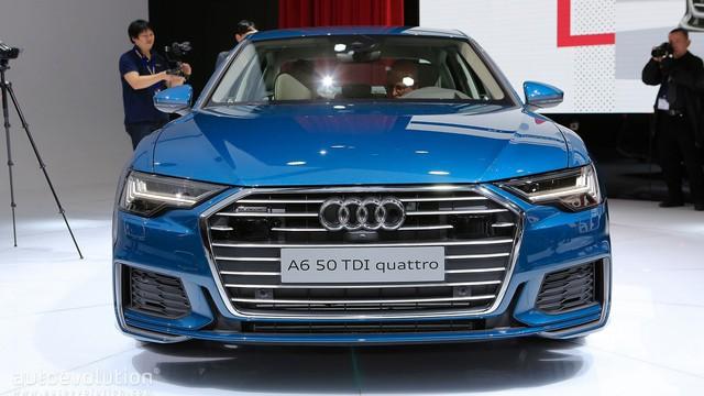 Audi thừa nhận chỉnh sửa A6, A7, tạm ngưng bán xe