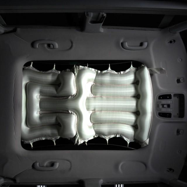 Túi khí cửa sổ trời sẽ hoạt động như thế nào? - Ảnh 1.