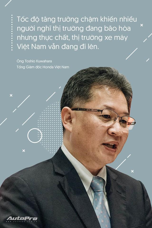 Lấy đủ đà, thị trường xe máy Việt Nam đang hồi sinh mạnh mẽ - Ảnh 2.