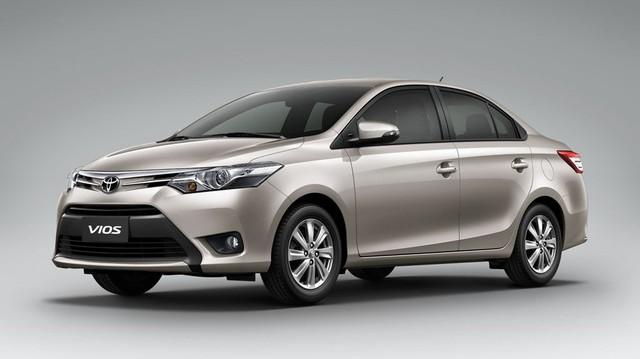 Toyota Việt Nam khuyến mại option bị cắt trên Vios