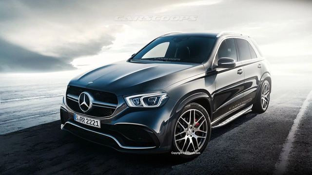 Mercedes-Benz GLE 2019 và những thông tin quan trọng đã lộ diện