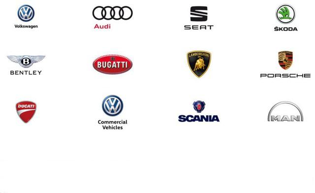 Volkswagen, Audi, Porsche... đang ngày càng giống nhau - Quá đà trong vay mượn thiết kế? - Ảnh 1.