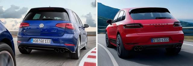Volkswagen, Audi, Porsche... đang ngày càng giống nhau - Quá đà trong vay mượn thiết kế? - Ảnh 4.