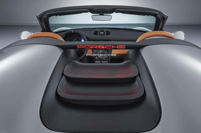 Ra mắt Porsche 911 Speedster - Hình ảnh xem trước của hậu duệ 991 - Ảnh 10.