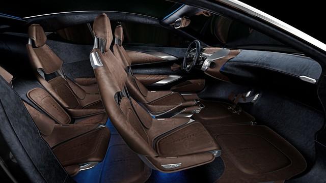 SUV đầu tiên của Aston Martin xuất hiện nhờ công người Trung Quốc - Ảnh 2.