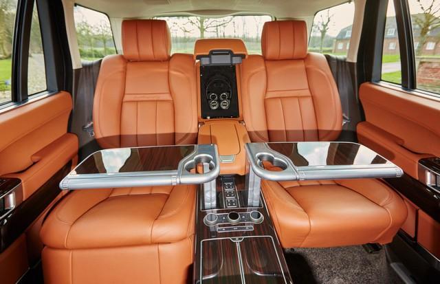 Range Rover SVAutobiography màu siêu độc về tay đại gia Hải Phòng - Ảnh 2.