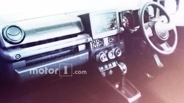 SUV Suzuki mới toanh ra mắt vào đầu tháng 7 tới như tiểu G-Class - Ảnh 4.