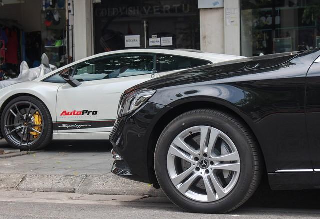 Vừa ra mắt, Mercedes-Benz S450 L 2018 đã lăn bánh trên đường, cặp cùng Lamborghini độc nhất Việt Nam - Ảnh 17.