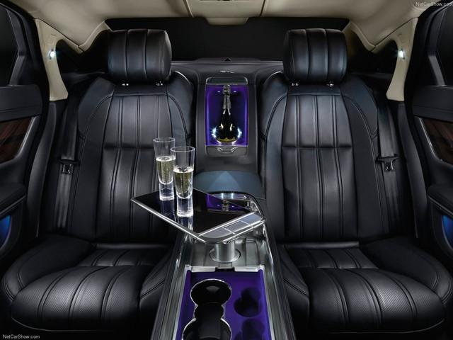 Hàng hiếm Jaguar XJ Ultimate 2013 lăn bánh 7.000km chào bán lại giá 3,89 tỷ đồng - Ảnh 6.