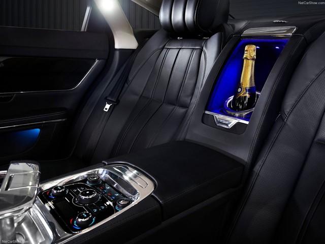 Hàng hiếm Jaguar XJ Ultimate 2013 lăn bánh 7.000km chào bán lại giá 3,89 tỷ đồng - Ảnh 7.