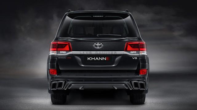 Toyota Land Cruiser độ KHANN cho đại gia thích xe khủng - Ảnh 5.