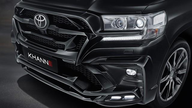 Toyota Land Cruiser độ KHANN cho đại gia thích xe khủng - Ảnh 3.