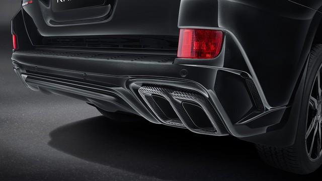Toyota Land Cruiser độ KHANN cho đại gia thích xe khủng - Ảnh 6.