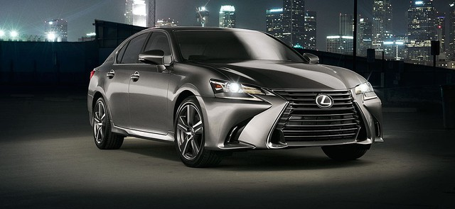 Lexus quay lưng với IS, GS mới - Ảnh 2.