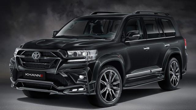 """Toyota Land Cruiser độ KHANN cho đại gia thích """"xe khủng"""""""