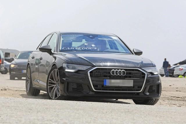 Lộ diện những hình ảnh chân thực nhất của Audi S6 2019 tính tới hiện tại - Ảnh 2.