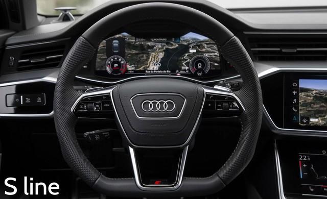 Lộ diện những hình ảnh chân thực nhất của Audi S6 2019 tính tới hiện tại - Ảnh 4.