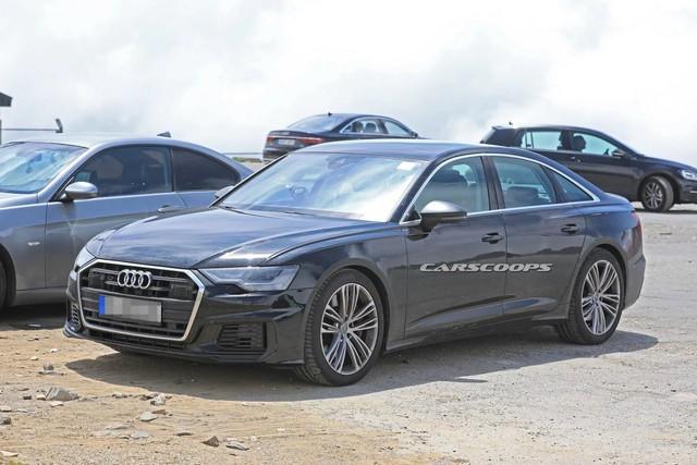 Lộ diện những hình ảnh chân thực nhất của Audi S6 2019 tính tới hiện tại - Ảnh 1.