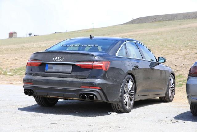 Lộ diện những hình ảnh chân thực nhất của Audi S6 2019 tính tới hiện tại - Ảnh 5.