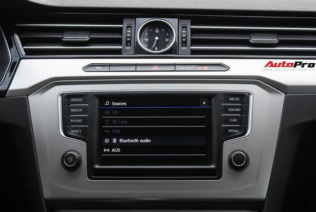 Đánh giá Volkswagen Passat: Lựa chọn khó khăn cho đại gia Việt còn mặn nồng xe Nhật, Hàn - Ảnh 13.