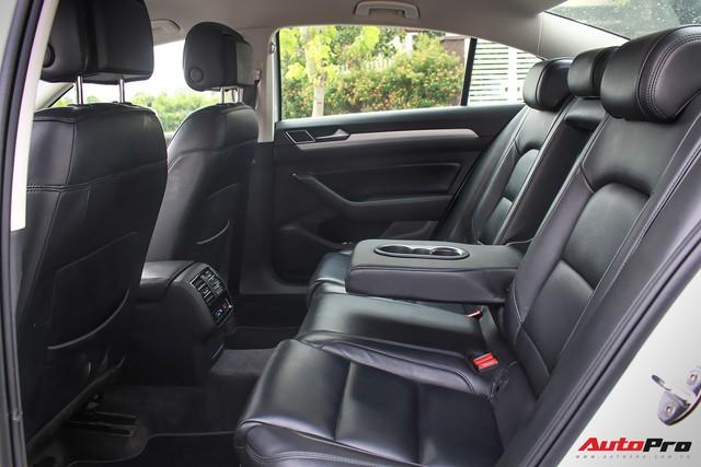 Đánh giá Volkswagen Passat: Lựa chọn khó khăn cho đại gia Việt còn mặn nồng xe Nhật, Hàn - Ảnh 16.