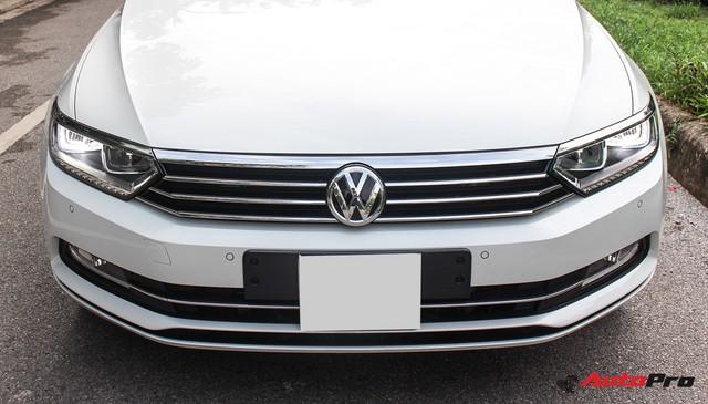 Đánh giá Volkswagen Passat: Lựa chọn khó khăn cho đại gia Việt còn mặn nồng xe Nhật, Hàn - Ảnh 4.