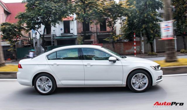 Đánh giá Volkswagen Passat: Lựa chọn khó khăn cho đại gia Việt còn mặn nồng xe Nhật, Hàn - Ảnh 6.