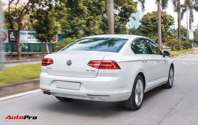 Đánh giá Volkswagen Passat: Lựa chọn khó khăn cho đại gia Việt còn mặn nồng xe Nhật, Hàn - Ảnh 7.