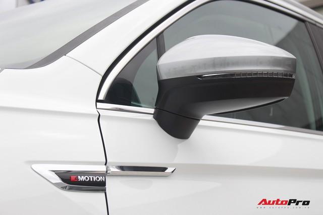 SUV 7 chỗ Volkswagen giá 1,7 tỷ đồng đã có mặt tại đại lý, sẵn sàng đấu Mercedes-Benz GLC - Ảnh 9.