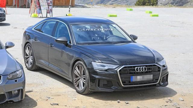 Lộ diện những hình ảnh chân thực nhất của Audi S6 2019 tính tới hiện tại