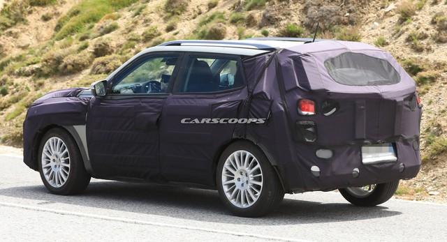 Xe Hàn cạnh tranh Honda CR-V bước sang thế hệ mới: Thiết kế lạ, kén người dùng - Ảnh 5.